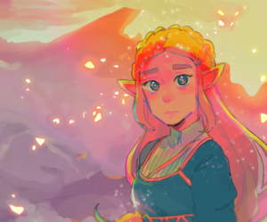 Legend of Zelda and breath of the wild image