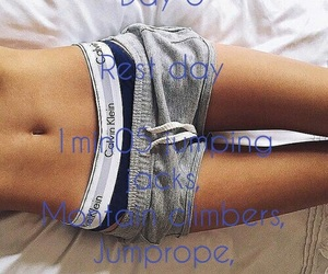 challenge, fitness, and jump rope image