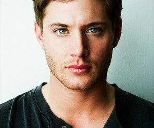 boy, handsome, and Jensen Ackles image