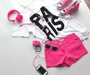 beautiful, style clothes, and girls image