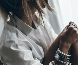 fashion, inspiration, and monday white image