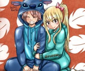 fairy tail, nalu, and anime image