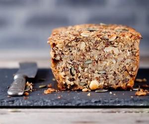 fit, śniadanie, and pełnoziarnisty chleb image