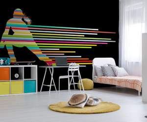 abstraction, colors, and decor image