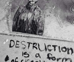 destruction, donnie darko, and creation image