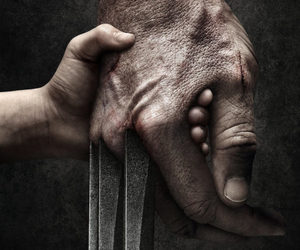 logan, movie review, and Marvel image