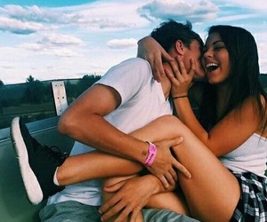 boyfriend, girlfriend, and perfect couples image