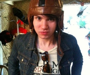 ryan ross and panic! at the disco image