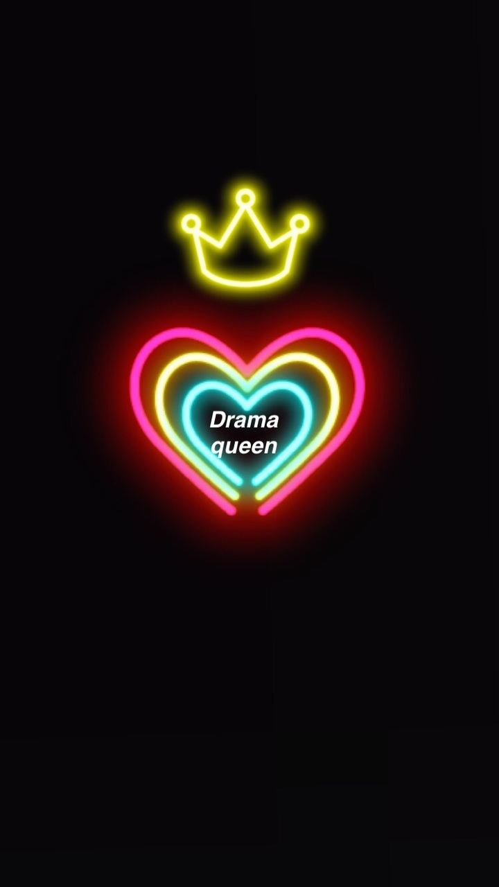 Drama Queen Shared By Pinkprincess On We Heart It