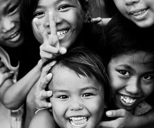 children, smile, and beautiful image