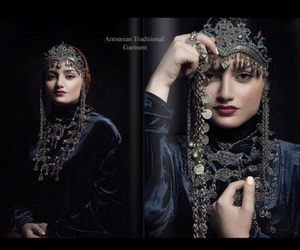 accessories, caucasus, and traditional image