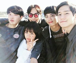 park bogum, reply 1988, and hyeri image