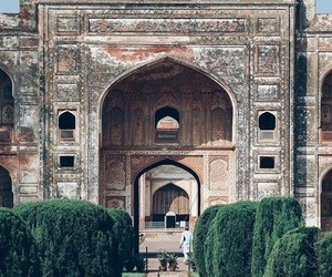 architecture, Lahore, and life image