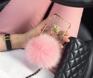 fashion, pink, and phonecase image