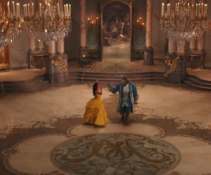 beauty and the beast, clip, and dance image