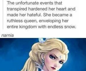 frozen, narnia, and woah image