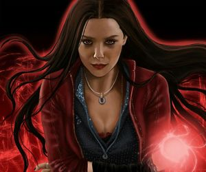 scarlet witch image