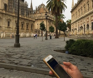 europe, seville, and spain image
