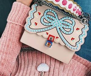 bag, fashion, and kateclapp image