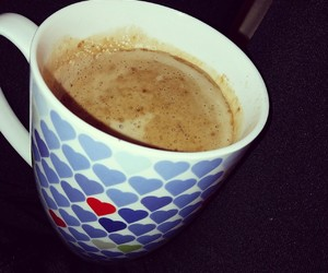 coffe, love my boy, and cup image