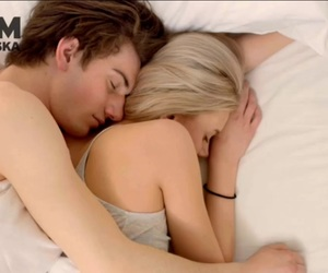 couple, noora, and skam image