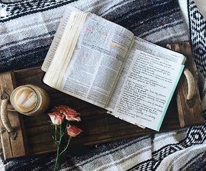 bible and jesus image