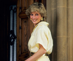 princess diana and diana spencer image