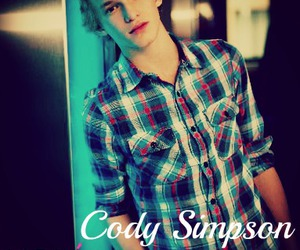 cody simpson and (used) image