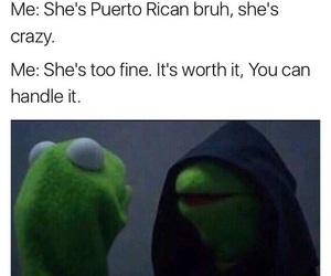 meme, funny, and latina image