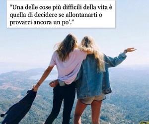 frasi, amicizia, and frasi italiane image