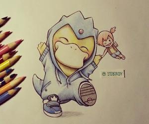 pokemon, drawing, and art image
