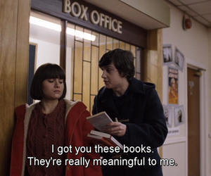 books, quotes, and submarine image