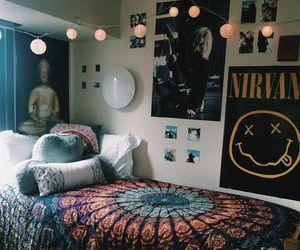 room, nirvana, and bedroom image