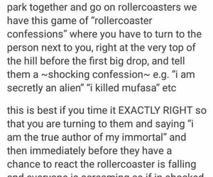 alien, confession, and funny image