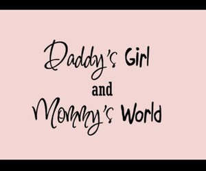daddy, mommy, and world image