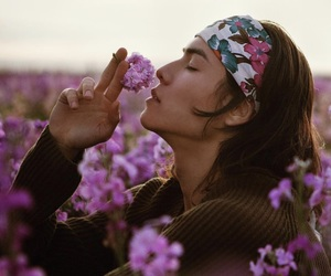 fashion, flowers, and ryan potter image