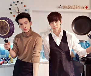 vixx, hyuk, and hongbin image
