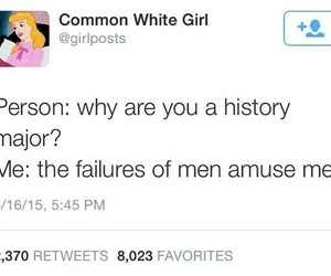 feminism, funny, and girl power image