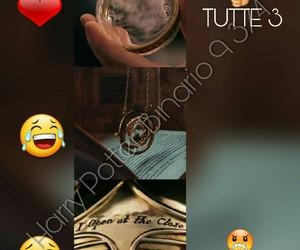 harry potter, il boccino d'oro, and binario 934 image