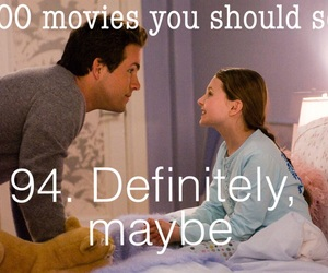 daughter, definitely maybe, and father image