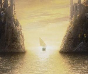 fandom, lord of the rings, and middle earth image