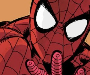 popart, spiderman, and wallpaper image