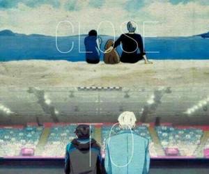 anime, shounen+ai+, and yaoi image
