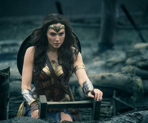 DC, diana prince, and wonder woman image