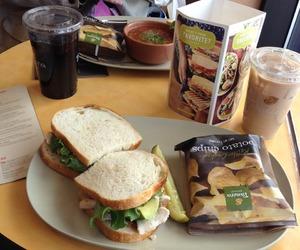 canada, restaurant, and panera bread image