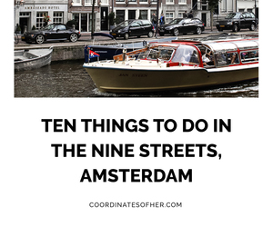 adventure, amsterdam, and boat image