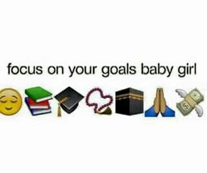 goals, study, and muslim image