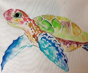 aquarel, colours, and faber-castell image