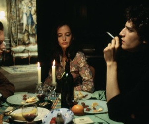 the dreamers, louis garrel, and eva green image