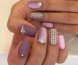colores, girls, and nails image